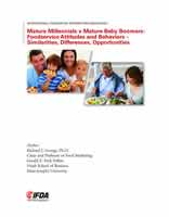 Foodservice Behaviors Millenials v Baby Boomers 1
