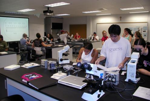 Teaching Labs