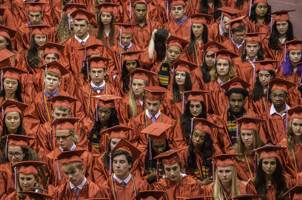 Harriton HS in Hagan Area Commencement June 2017