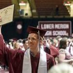Lower Merion High School Graduation