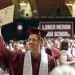 Lower Merion High School Graduation