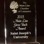 Gives Back Award 2015