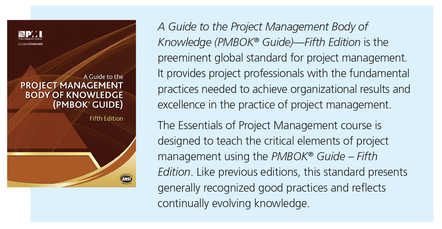 Project management professional - Prerequisites To Taking The Pmp