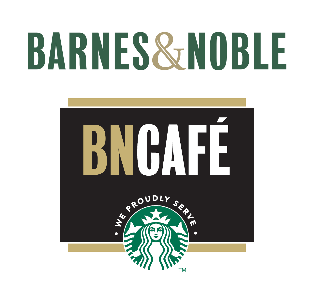 Logo for Barnes and Noble Cafe