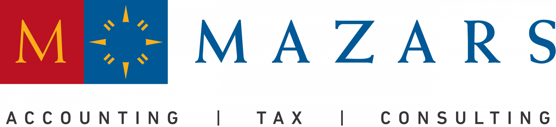 Mazars - Color - Accounting Tax Consulting - clear