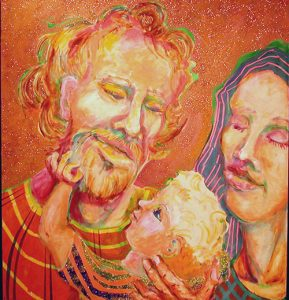 """Holy Family"" 