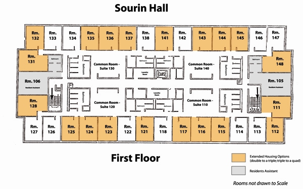 Sourin Hall Office Of Residence Life Saint Joseph S