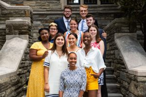 West Campus RA Staff 2019-2020