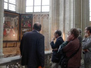 """Scholars of the """"Christ Jesus and the Jewish People Today"""" project at the Katholieke Universiteit Leuven."""