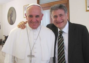 Pope Francis and Rabbi Skorka