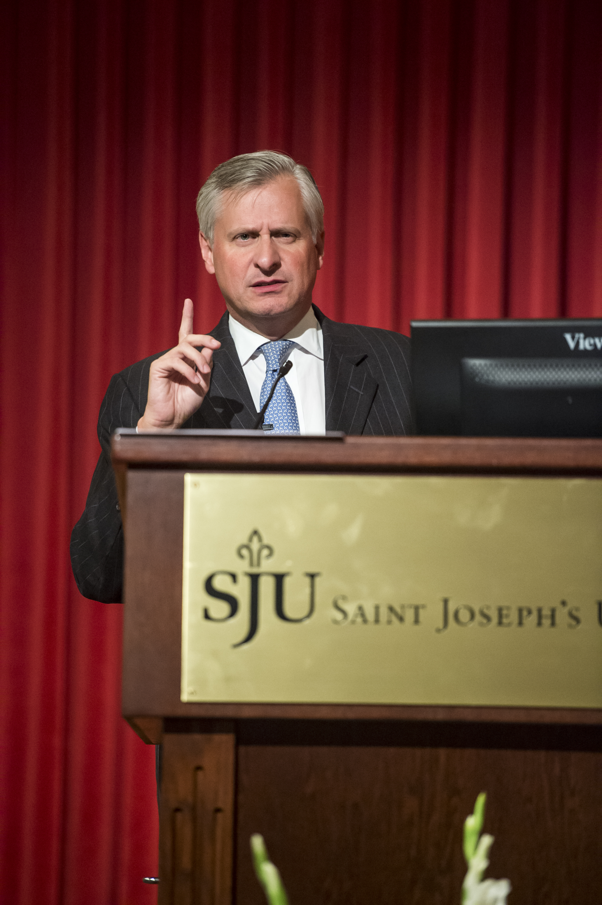 Jon Meacham - Ethical Leadership in Faith, Politics, and Business -