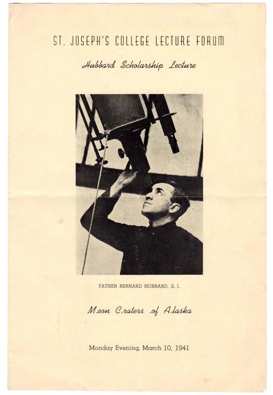 SJC Lecture 03-10-1941