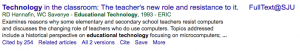 A screenshot of the Find It @ SJU link in Google Scholar