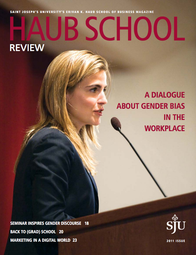 HSB Review Cover Spring 2011