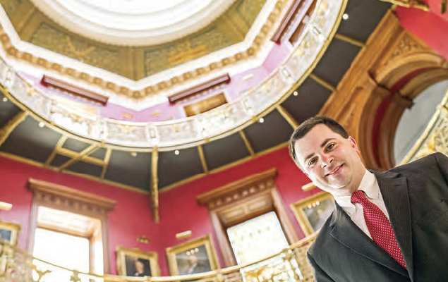Anthony Attanasio '02, New Jersey State House, Trenton