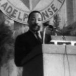 Martin Luther King Jr. speaks at SJU in 1967