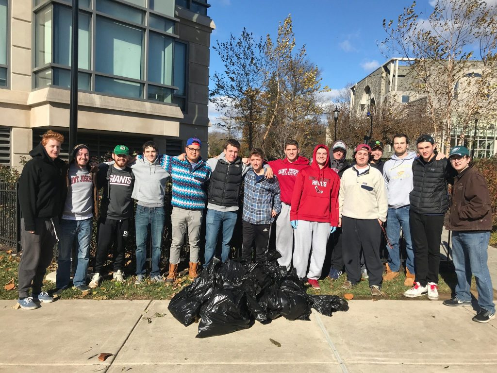 community clean up photo