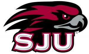 Logo for SJU Athletics