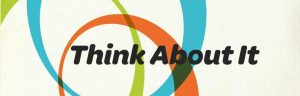 think about it logo