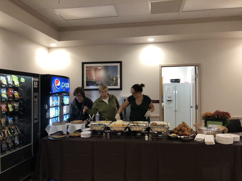 Senior Luncheon 2018